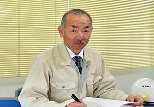 建築部次長 東 享史